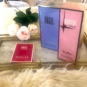 New Thierry Mugler  Angel Bundle